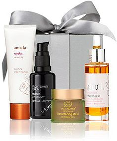 From our favorite editors at NYCs hottest healthy-lifestyle hub, WellandGoodNYC.com, a curated collection of luxury beauty staples that are suitable all skin types.   This collection was hand-picked and tested by Well+Good's beauty guru, Melisse Gelula, to promote a healthy complexion and radiant glow.