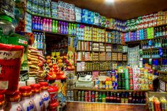 Multicultural Private Equity and Venture Capital News by Planet M: Is Small Business for Me? Candy Store Design, Retail Store Design, Grocery Items, Grocery Store, Convience Store, Shop Shelving, Stock Room, Greek Store, Glass Wall Shelves
