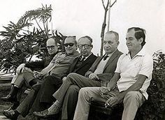 Pessoas incríveis juntas   Carlos Drummond de Andrade, Vinicius de Moraes,...