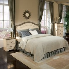 Full/Queen Panel Headboard by Standard Furniture - Home Gallery Stores