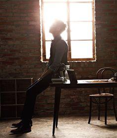 Korea Model모델 /Idol아이돌: CAMPUS10 - 金英光