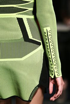 Alexander Wang Spring 2015 Ready-to-Wear Fashion Show Details