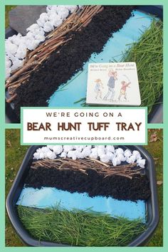 Forest School Activities, Eyfs Activities, Toddler Learning Activities, Infant Activities, Outdoor Toddler Activities, Music Activities, Toddler Play, Toddler Crafts, Tuff Tray Ideas Toddlers