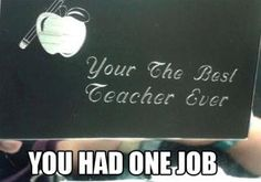 Funny pictures about Great job educating your students. Oh, and cool pics about Great job educating your students. Also, Great job educating your students. Haha Funny, Funny Memes, Funny Stuff, Funny Shit, Funny Quotes, Funniest Memes, Random Stuff, One Job Meme, Ein Job