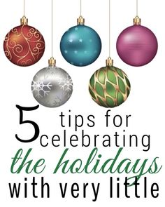 On a tight budget this holiday season? Try these 5 tips | Financegirl