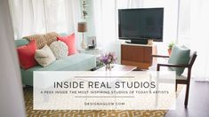 Inside Real Studios: Mellow Yellow Photography
