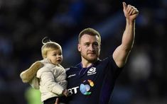 Scotland joy at victory over Fiji tempered by news of Stuart Hogg's move from Glasgow Warriors to Chiefs Stuart Hogg, Scottish Rugby, Fiji, Disappointment, Glasgow, Victorious, Warriors, Scotland, Joy