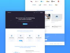 Miracl Landing Page