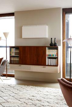 Design Hub - блог о дизайне интерьера и архитектуре: Квартира в Лондоне в теплых тонах