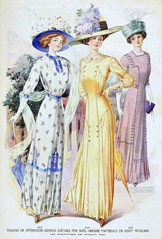 1910 Women's Clothing Dresses   Recent Photos The Commons Getty Collection Galleries World Map App ...