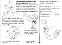 from 63428030 recorto y aprendo Sun And Earth, Sistema Solar, Sun And Stars, Social Science, Learn To Draw, Science And Nature, Kids Education, Solar System, Teaching