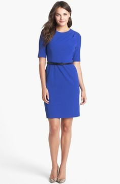 Ivy & Blu for Maggy Boutique Sheath Dress (Regular & Petite) | Nordstrom