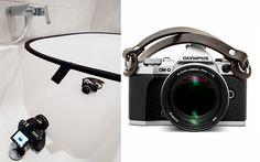 These Pro Product Photos Were Shot in a Bathtub | via Peta Pixel