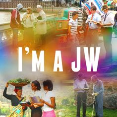 I am one of Jehovah's Witnesses :-)