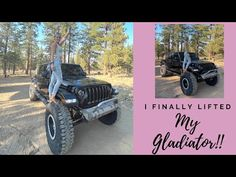 I lifted My 2021 Jeep Gladiator!!! (4.5 inch Teraflex with 40 inch Milestar Patagonia M/Ts) - YouTube Jeep Trails, Cool Jeeps, Jeep Gladiator, New Adventures, Shout Out, Patagonia, Monster Trucks, Around The Worlds, United States