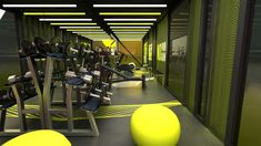 Next Container // Stopover GYM on Behance Container Architecture, Architecture Design, Gym Interior, Interior Design, Home Gym Design, Lighting Logo, Outdoor Gym, Container Design, Fitness Design
