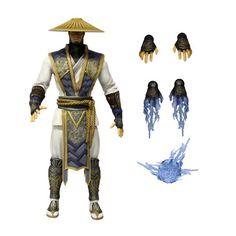 Mortal Kombat X Action Figure Raiden 15 cm ( Mezco Toys )