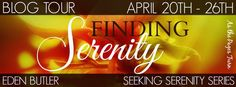 As the Pages Turn: Blog Tour: Book Review + Giveaway - Finding Sereni...