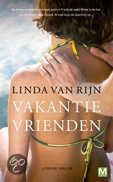 bol.com   Vakantievrienden, Linda van Rijn   9789460681042   Boeken