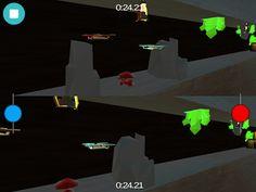 Drone Heroes Racing : 2 Player – miniaturka zrzutu ekranu
