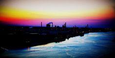taken just before nightfall in Savannah GA Dusky Savanna  by Cory Mclaughlin on 500px