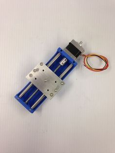 Picture of PRINTED CNC Z AXIS for ARDUINO projects or small router, printer.