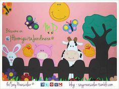 Soy Preescolar ®: Hormiguita Jardinera ®. ツ