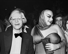 Studio 54 Andy Warhol Divine It was like another world at least the parts I remember