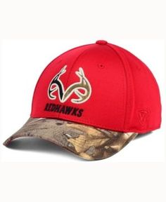 Top of the World Southeast Missouri State Redhawks Region Stretch Cap - Red M/L