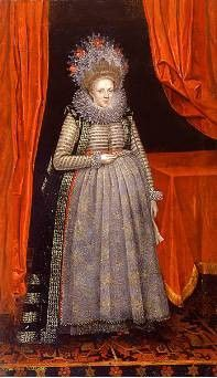 ELIZABETH TANFIELD (1585-October 1639) Elizabeth Tanfield was the only child of Sir Lawrence Tanfield (c.1551-1625) and Elizabeth Symonds (d.1629). She was born at Burford Priory in Oxfordshire and tutored by John Davies of Hereford, a noted poet. She spoke French, Spanish, Italian, Hebrew, and Transylvanian, as well as Latin, and translated the epistles of Seneca and Abraham and Ortelius's Le Miroir du Monde