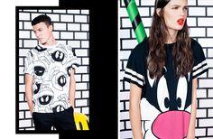 Marvin T-Shirt & Sylvester Slob