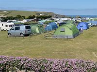 Find Campsites in Cornwall with Campsite Finder - The Best Online Database For Camping in Cornwall Cornwall Campsites, Uk Campsites, Camping In Maine, Camping Near Me, Camping Cornwall, Holiday Park, Camping Lights, Outdoor Gear, United Kingdom