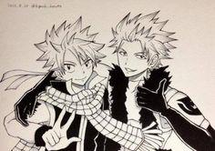 Sting and Natsu!