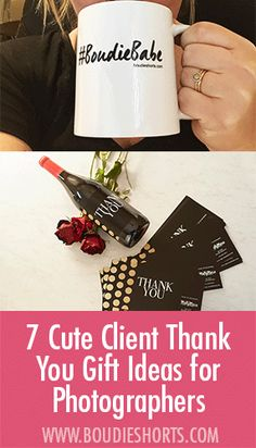 1000 images about photography business stuff on pinterest for Gifts for clients ideas