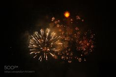 fireworks14th july in france by CindyBerthon