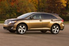 Handsome and solid — the 2013 Toyota Venza is a serious (if expensive!) option in the mid-size crossover arena. Toyota Venza, New Cars For Sale, Toyota 4, Best Classic Cars, Mommy Style, Used Cars, Jeep, Automobile, Vehicles