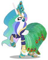 Princess Celestia Gala Dress
