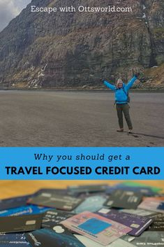 credit card photos Why I got a travel focused credit card and how I use it. No, my motivation wasnt points or travel hacking.it was all of the other awesome travel perks that come with a travel focused credit card! via Ottsworld Travel Advice, Travel Guides, Travel Tips, Budget Travel, New Travel, Family Travel, Travel Cards, Travel Information, Best Vacations