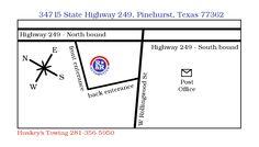 8 best business cards addresses street maps images on pinterest business card street map colourmoves
