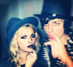 Devon Bostick and Eliza Taylor || The 100 cast || Clarke Griffin and Jasper Jordan