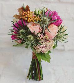 Unique bouquet!
