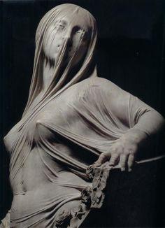 silenceformysoul: Antonio Corradini - La Pudicizia (Modesty),...
