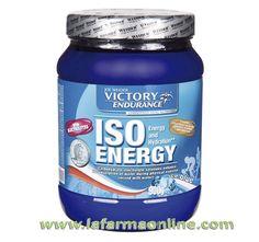 ISO ENERGY 900 G. ICE BLUE VICTORY ENDURANCE