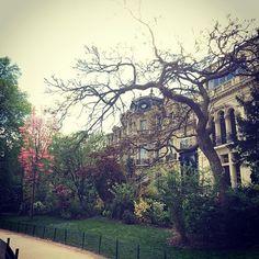 Parc Monceau 35 boulevard de Courcelles 75008 Paris