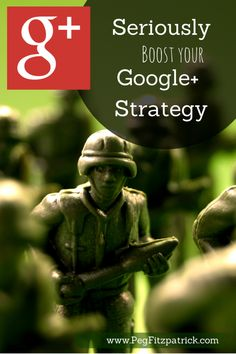 "Read this. Change your life and view on #Google+ ""Seriously boost your Google+ strategy"""