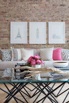 Conheça nossa seleção com 50 fotos de exemplos de quadros utilizados em salas de estar. Inspire-se.