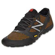 New Balance Minimus 20 Men's Trail Running Shoes Black/Orange Barefoot Running, Trail Running Shoes, Black Running Shoes, New Balance Minimus, Shoe Deals, Chelsea, Finish Line, Aqua, Footwear