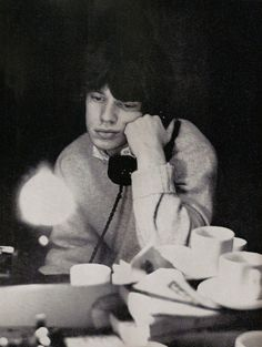 Mick Jagger, The Rolling Stones                                                                                                                                                                                 More