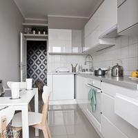 SKANDYNAWSKI STYL w kuchni: INSPIRACJE
