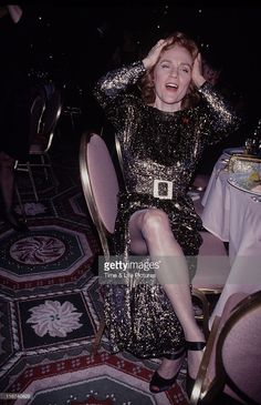 Actress Madeline Kahn.                                                                                                                                                                                 More